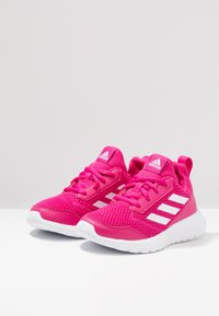 adidas Performance - ALTARUN - Neutral running shoes - reak magenta/footwear white - 3