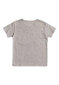 Roxy - DAY AND NIGHT C  - Print T-shirt - heritage heather - 1