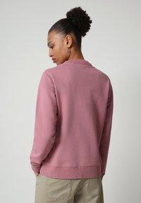 Napapijri - BALIS - Sweatshirt - mesa rose - 1