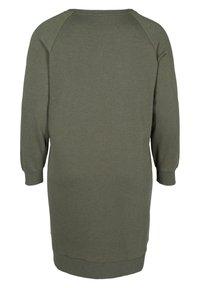Zizzi - Jersey dress - green - 6