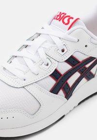 ASICS SportStyle - GEL-LYTE UNISEX - Sneakers - white/black - 5