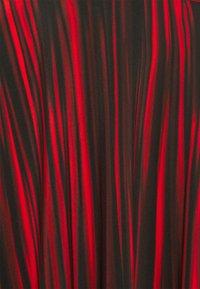 Paul Smith - WOMENS SKIRT - A-line skirt - red/black - 2