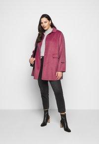 Persona by Marina Rinaldi - NATURA - Classic coat - lilac - 1