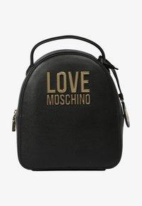 Love Moschino - Rucksack - schwarz - 0