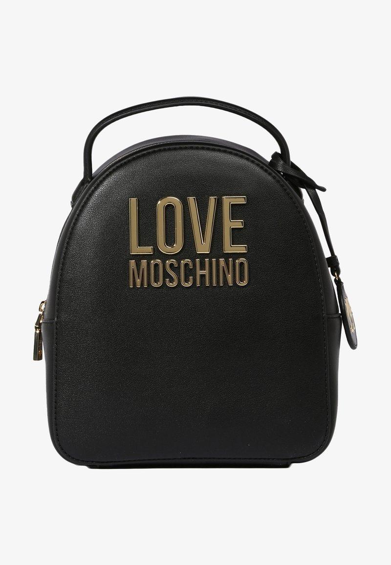 Love Moschino - Rucksack - schwarz