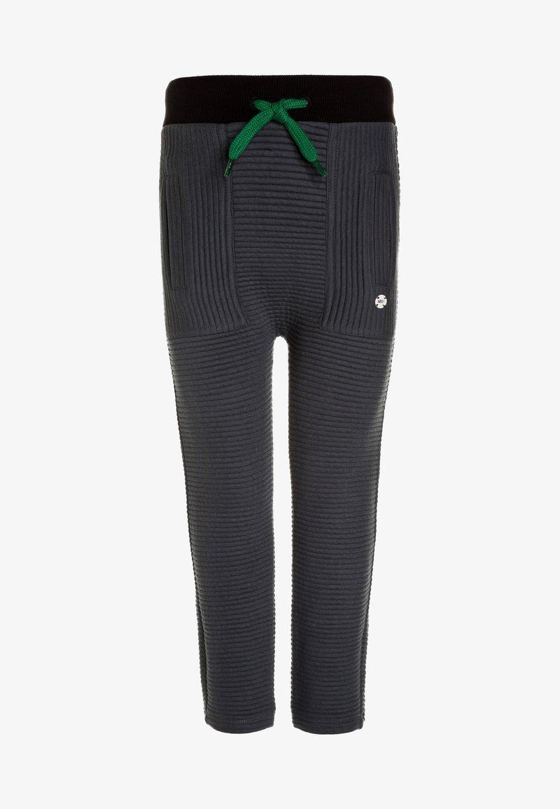 NOP - PANTS SLIM VERENE - Teplákové kalhoty - graphite