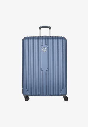 MASERU 4-ROLLEN TROLLEY 76 CM - Wheeled suitcase - jeansblau