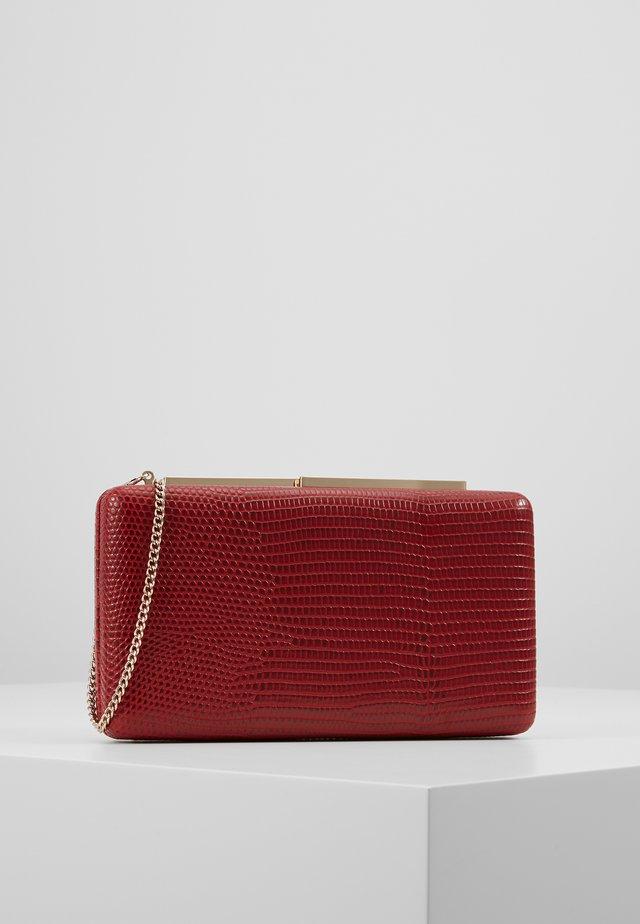 Pikkulaukku - dark red