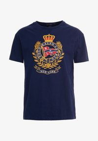 Polo Ralph Lauren - Print T-shirt - cruise navy - 4