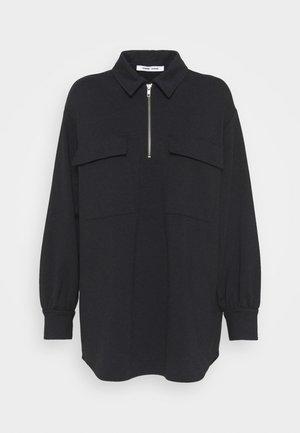 JESSY - Long sleeved top - black