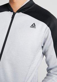 Reebok - ONE SERIES TRAINING TRACK JACKET - Training jacket - grey - 5