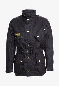 Barbour - INTERNATIONAL ORIGINAL - Summer jacket - black - 5
