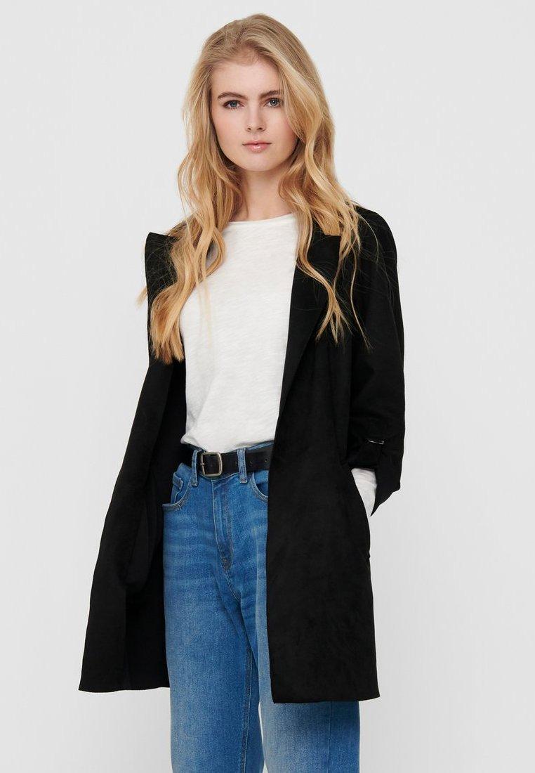 ONLY - Korte frakker - black