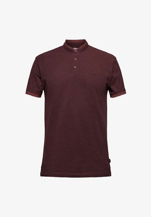 Poloshirt - berry red