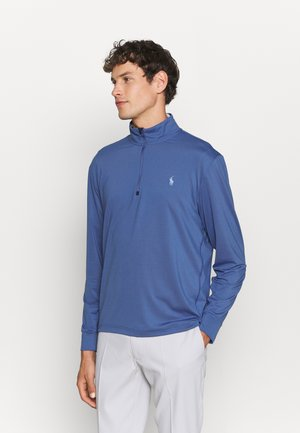 LONG SLEEVE - Long sleeved top - bastille blue