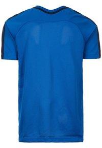 Nike Performance - DRY ACADEMY 18 - Print T-shirt - blue - 1