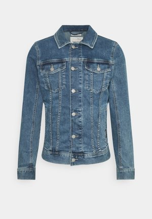 VINTAGE - Džínová bunda - super stone blue denim