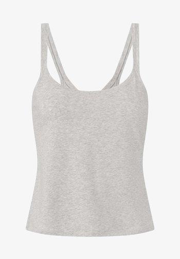Top - light grey