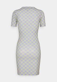 NEW girl ORDER - CHECKERBOARD DRESS - Jersey dress - multi - 1