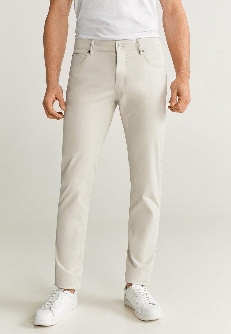 Mango - PISA - Trousers - beige