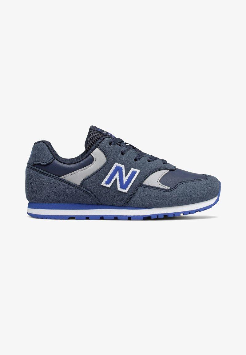 New Balance - Trainers - natural indigo/cobalt blue