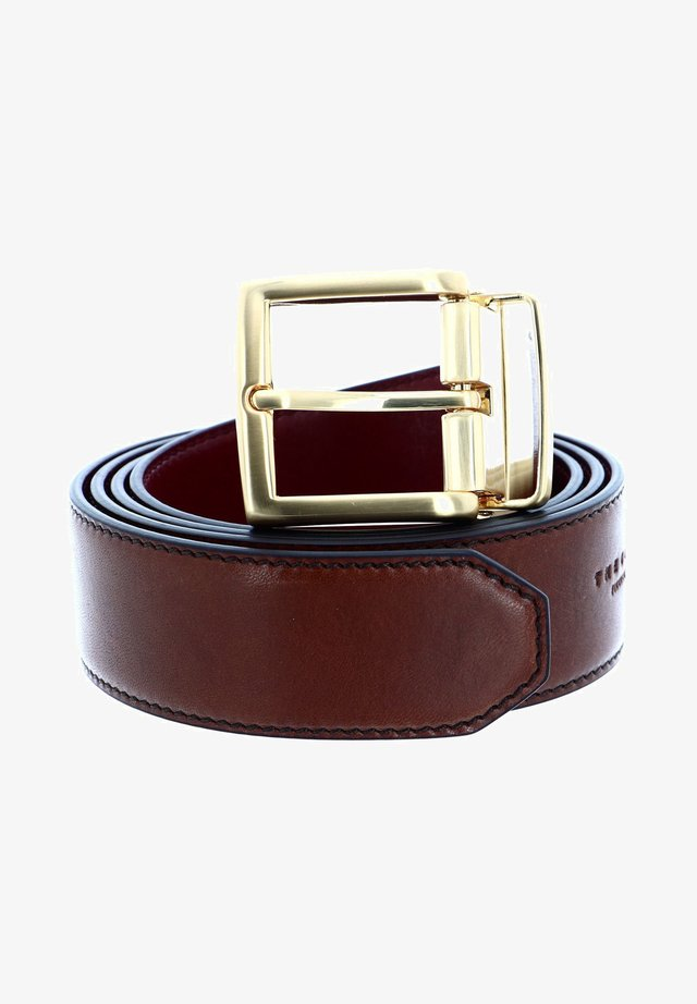 Belt - marrone / chianti