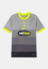 Nike Performance - TOTTENHAM HOTSPURS UNISEX - Klubové oblečení - medium silver/lemon - 0