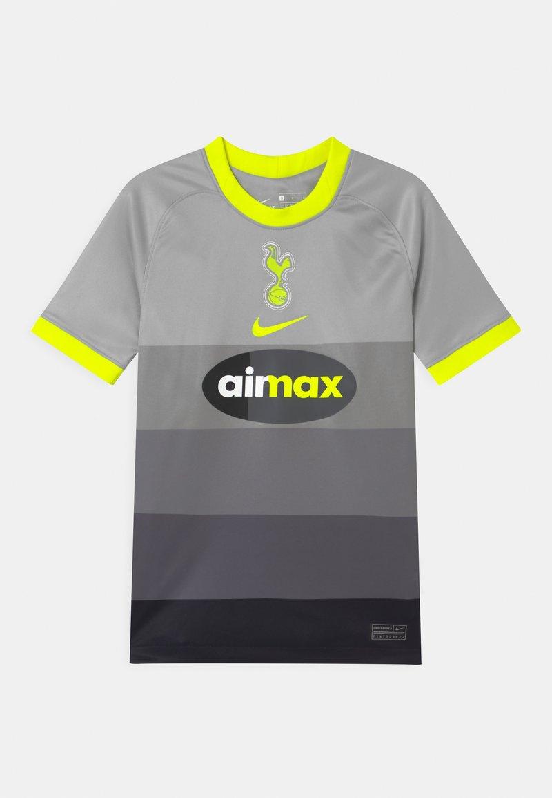 Nike Performance - TOTTENHAM HOTSPURS UNISEX - Klubové oblečení - medium silver/lemon