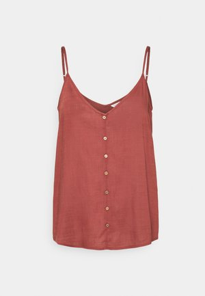 ONLASTRID SINGLET - Top - apple butter