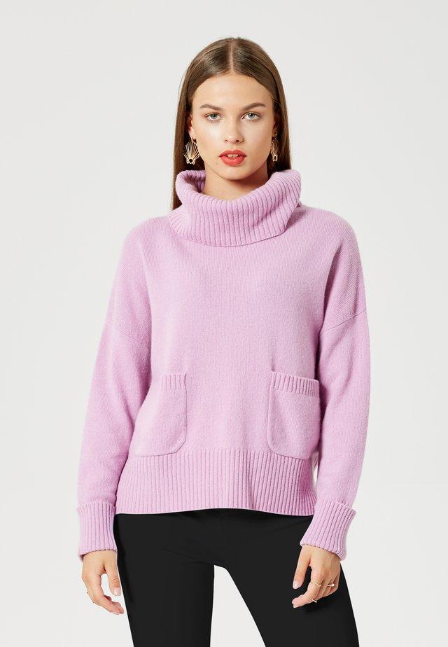 PULLOVER - Sweatshirts - helllila