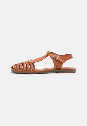 TULE - Sandals - brown