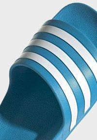 adidas Originals - ADILETTE AQUA SWIM - Kapcie - blue - 7