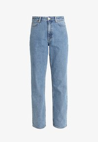Monki - Jeans relaxed fit - blue - 5