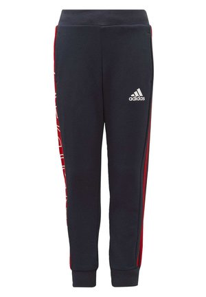 KNIT JOGGERS - Trainingsbroek - blue