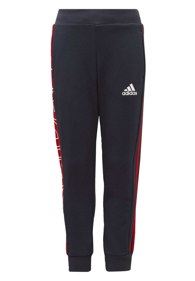 adidas Performance - KNIT JOGGERS - Tracksuit bottoms - blue