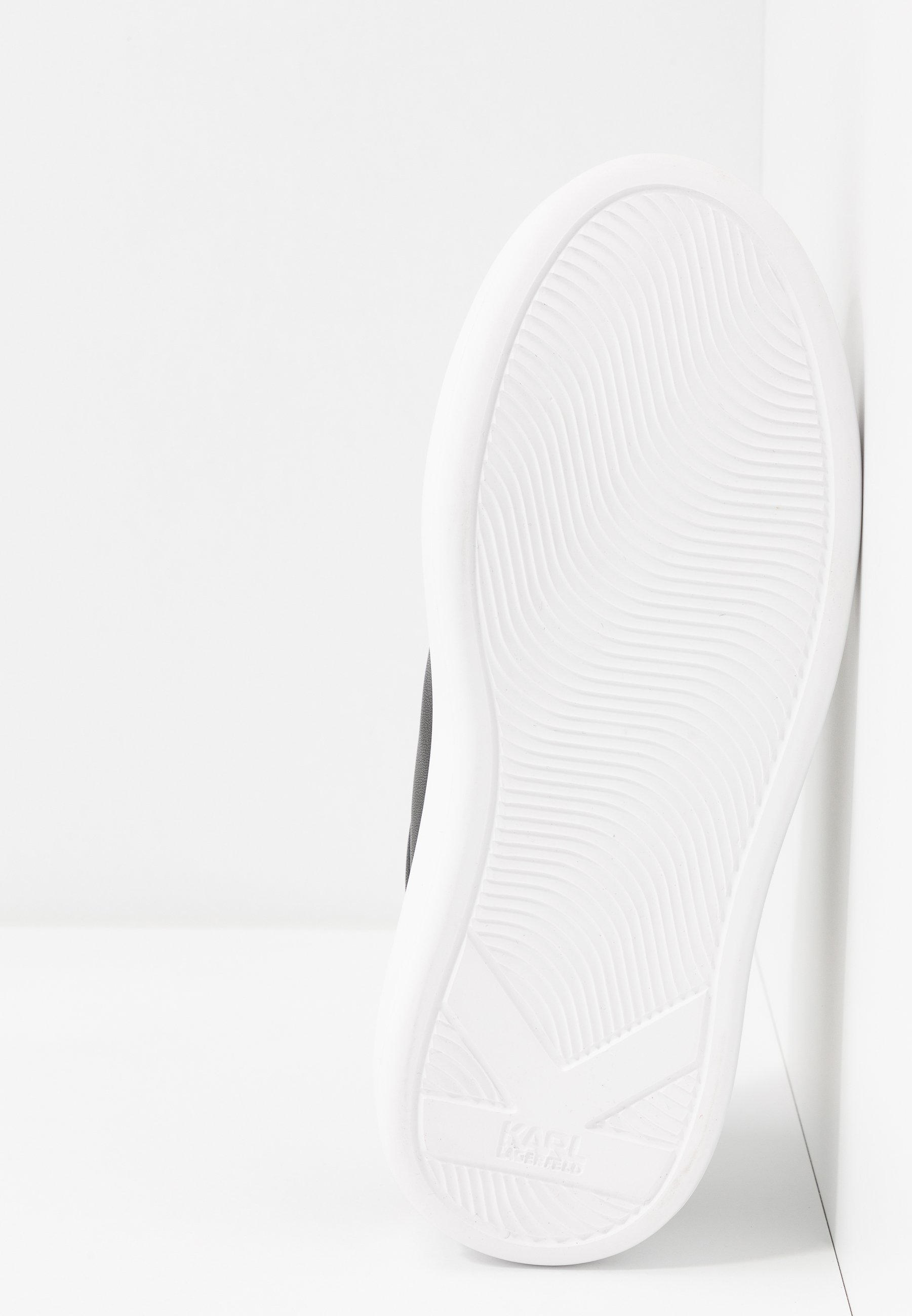 KARL LAGERFELD KAPRI MAISON LACE Sneaker low black/silver/schwarz
