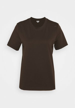 PETUNIA  - T-shirts - brown dark