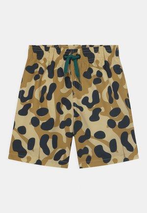 THEODORE  - Swimming shorts - tobacco brown