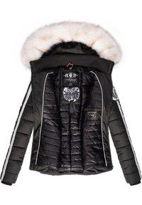 Navahoo - KHINGAA - Winter jacket - anthracite - 4