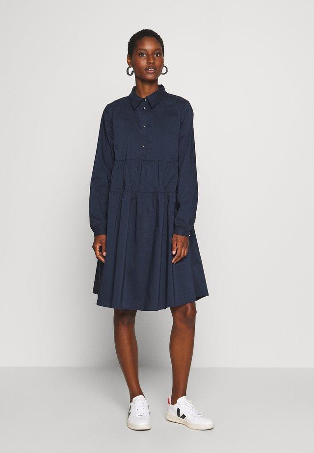 ANTONIETT DRESS - Shirt dress - blue iris