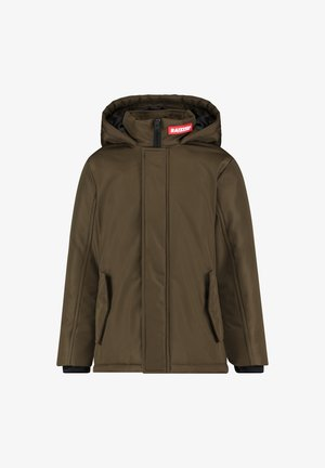 Tepic - Winter jacket - army green wood