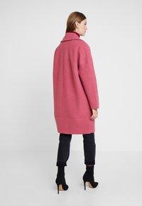 KIOMI - Classic coat - mauvewood - 2