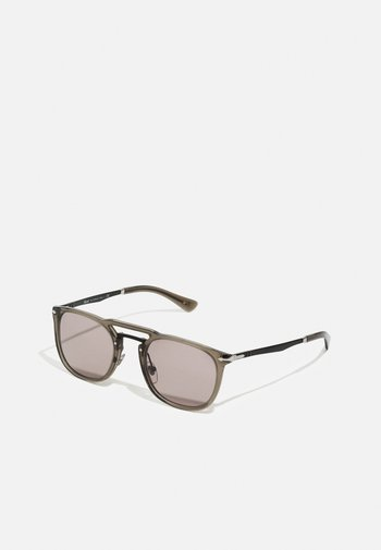 UNISEX - Sunglasses - grey trasparent