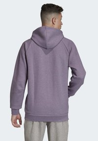 adidas Performance - MUST HAVES STADIUM HOODIE - Hættetrøjer - purple melange - 1