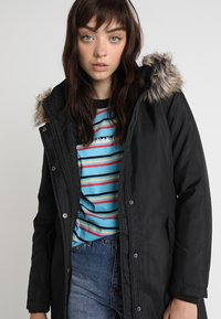 ONLY - ONLKATY  - Winter coat - black - 4