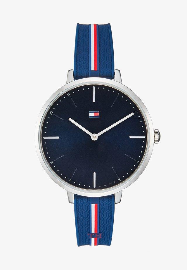 CASUAL - Zegarek - blau