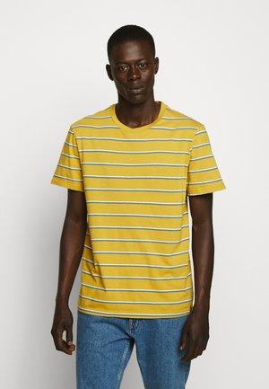 TWIN TEE - T-shirts print - yellow/multi