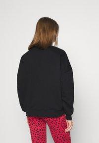 Colourful Rebel - MUSE DROPPED SHOULDER  - Sweatshirt - black - 2