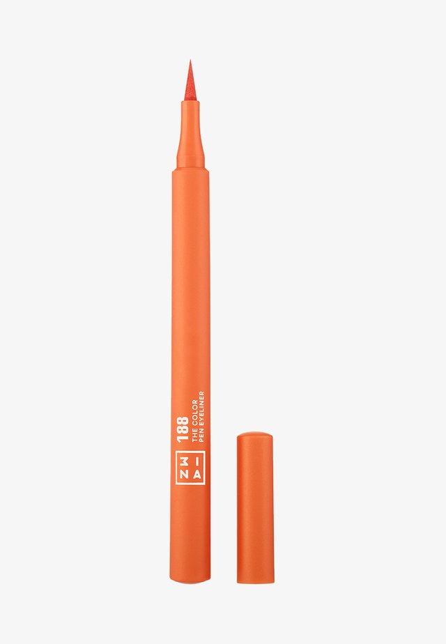 THE COLOR PEN EYELINER  - Eyeliner - 188 orange