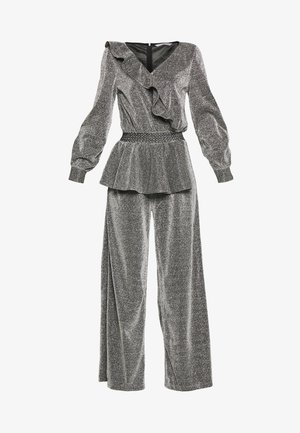 LENIENT - Overall / Jumpsuit /Buksedragter - silver